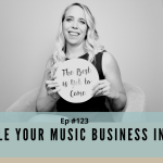 Episode 123 - Double Your Music Business Income